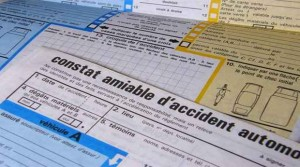 constat amiable accident automobile